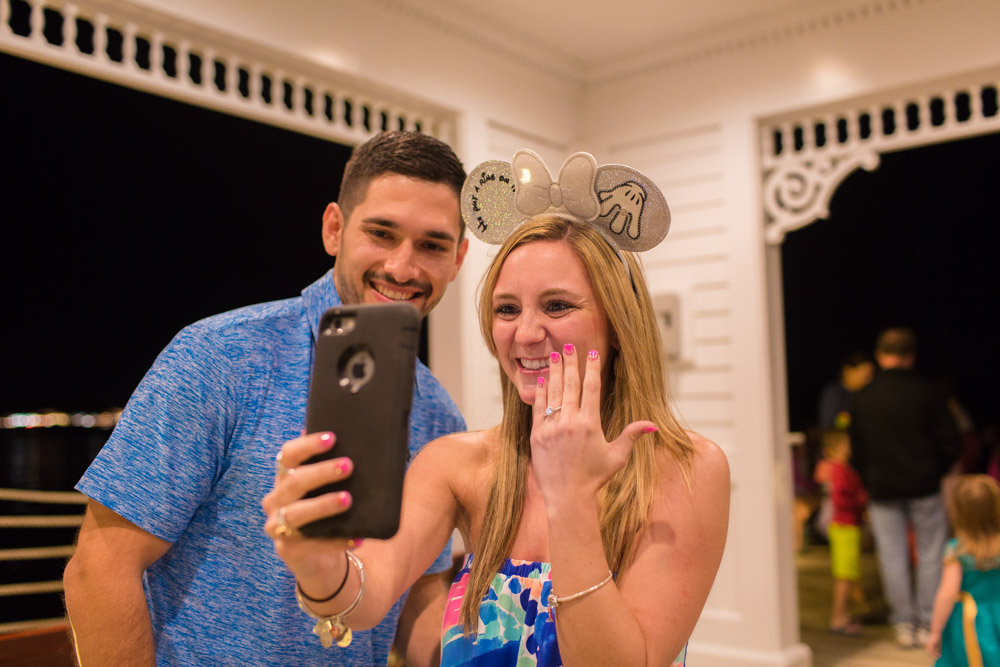 Disney Marriage Proposal