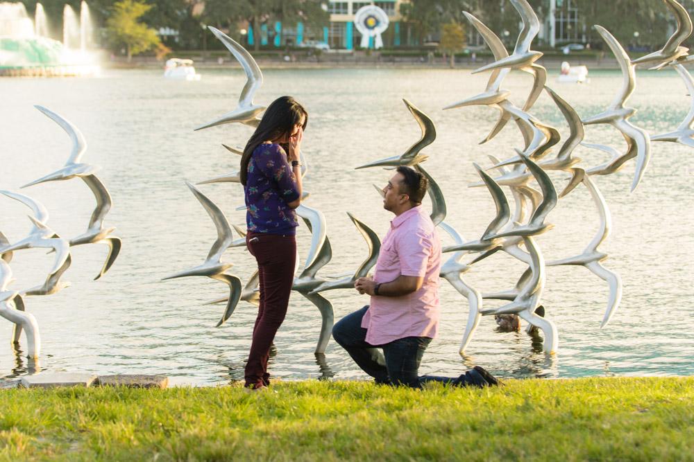 Lake Eola Proposal