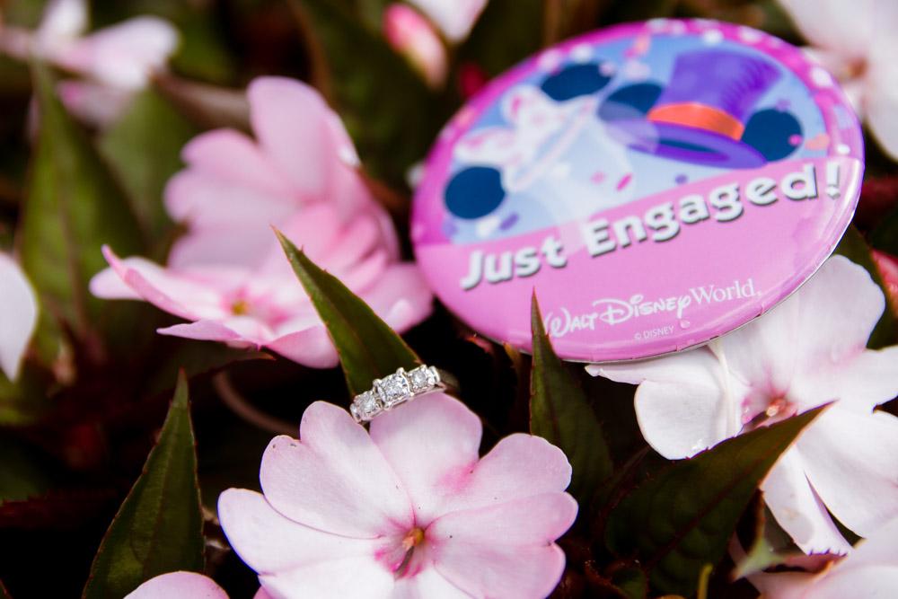 Orlando Engagement Photographer Disney Grand Floridian