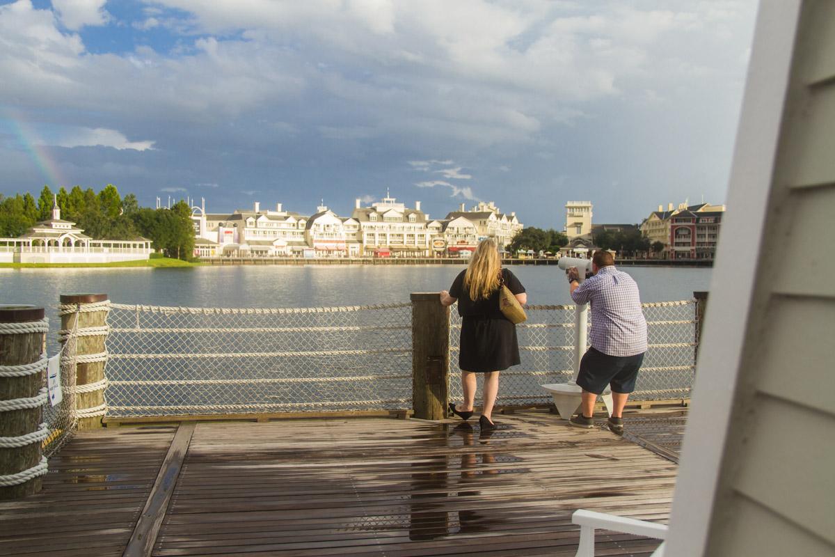 Disney Yacht Club Proposal