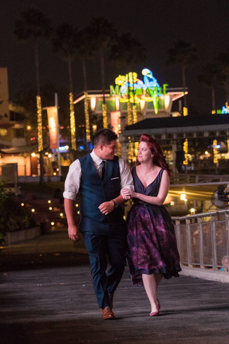 Orlando Engagement Proposal Photographer