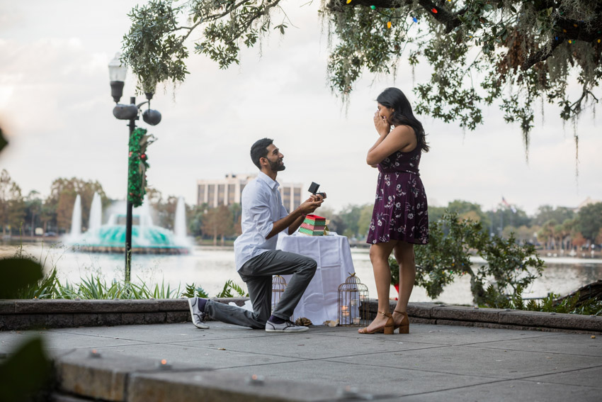Places to Proposal in Orlando