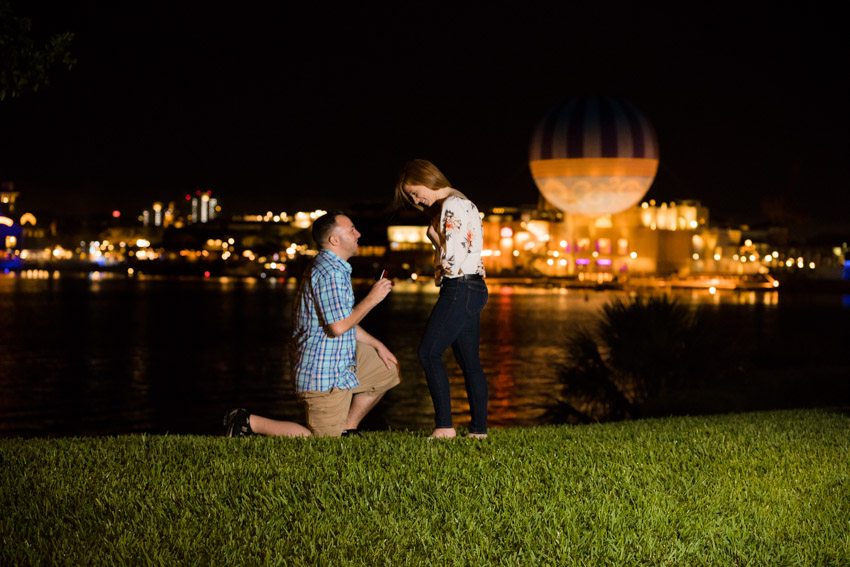 Disney Springs Proposal