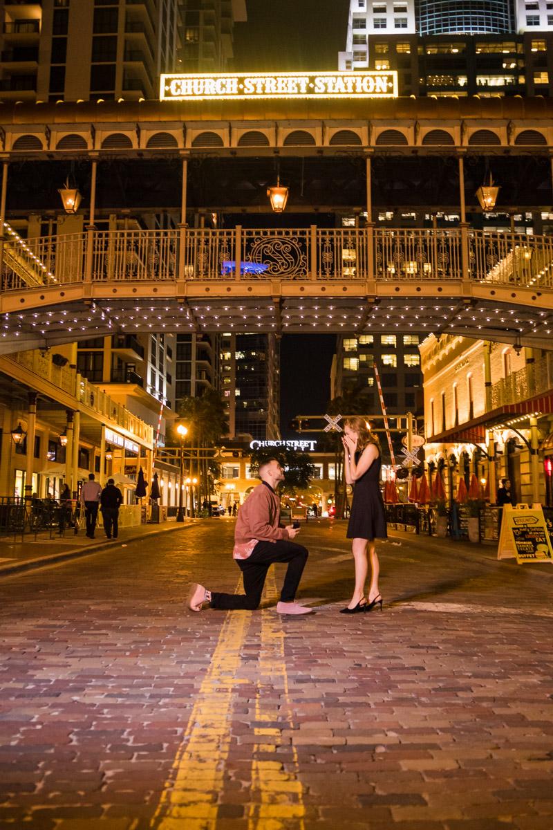 Downtown Orlando Proposal