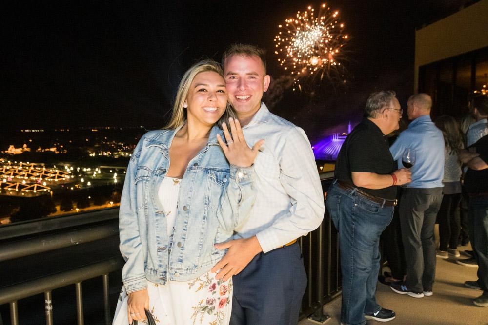 Disney California Grill Proposal