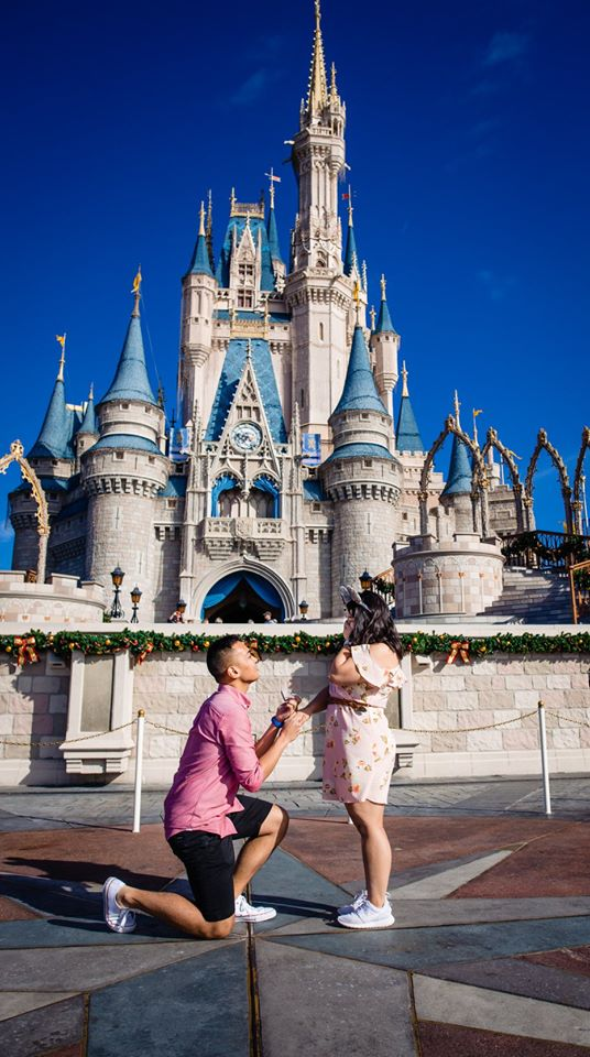 Where to Propose at Disney World