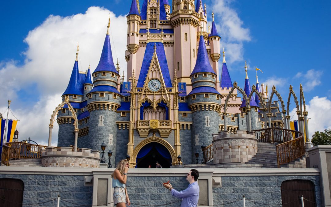 Capture Your Moment with Disney's Photopass versus pro photographers